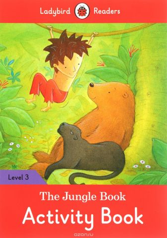 The Jungle Book: Activity Book: Level 3