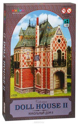 Умная бумага 3D пазл Кукольный дом 2