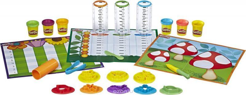 Play-Doh Набор для лепки Сделай и измерь