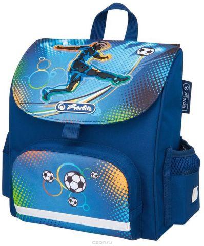 Herlitz Ранец дошкольный Mini Softbag Soccer