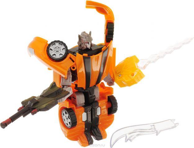 Able Star Трансформер Inter Change цвет оранжевый