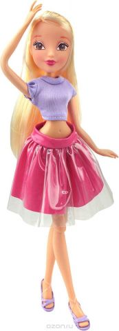 Winx Club Кукла Городская магия 2 Stella