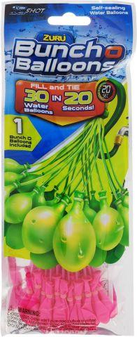 Zuru Водяное оружие Bunch O Balloons цвет розовый