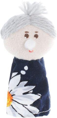 """Кукла пальчиковая """"Бабка"""""""