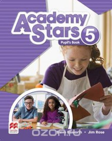 Academy Stars 5: Pupil's Book Pack