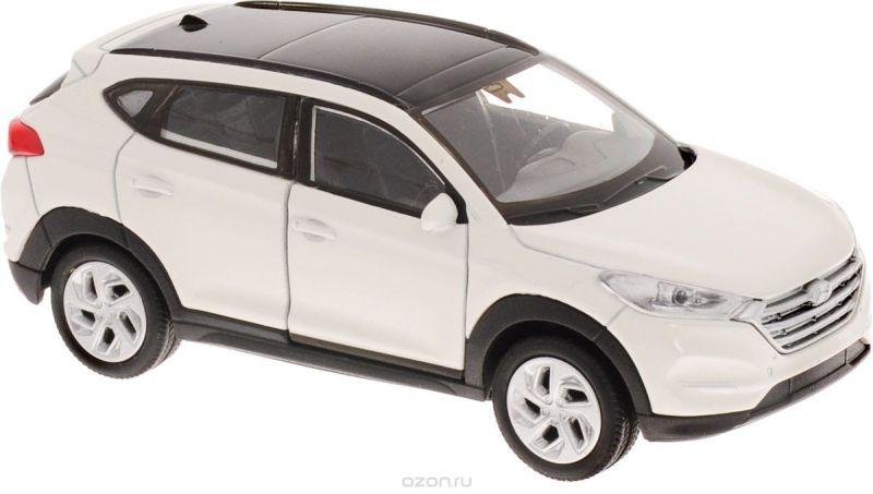 Welly Модель автомобиля Hyundai Tucson