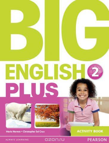 Big English Plus 2 Activity Book