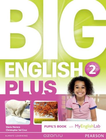 Big English Plus 2 Pupil's Book with Myenglishlab Access Code Pack