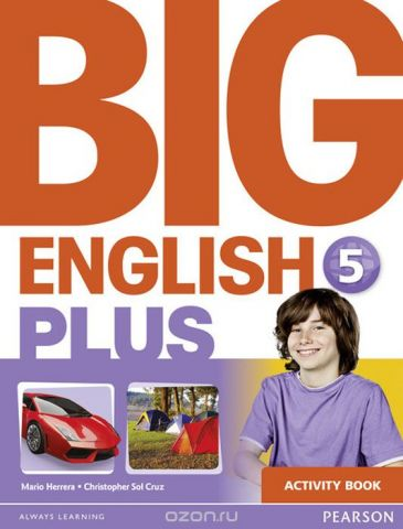 Big English Plus 5 Activity Book