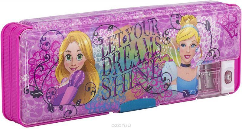 Disney Princess Пенал с точилками