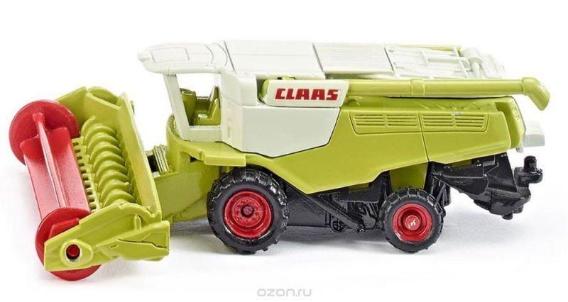 Siku Комбайн Claas Lexion 760