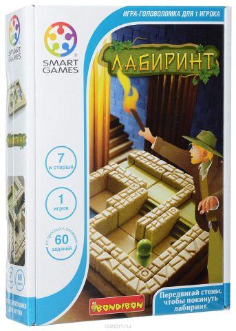 Bondibon Обучающая игра Лабиринт