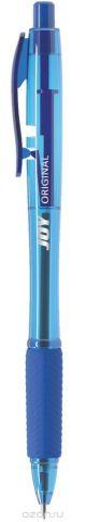 Erich Krause Ручка шариковая автоматическая Ultra Glide Technology Joy Original синяя 43346