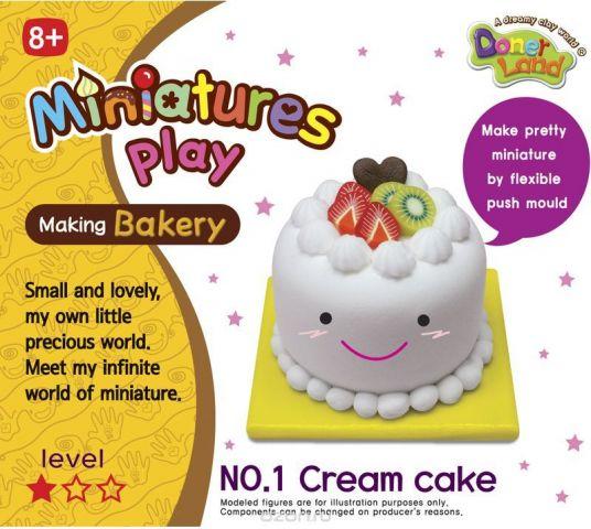 Miniatures Play Масса для лепки Cream Cake