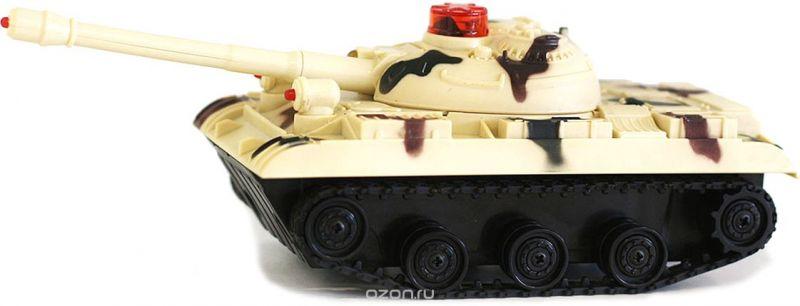 Taiko Набор Танковый бой 2 танка на радиоуправлении цвет бежевый 0430