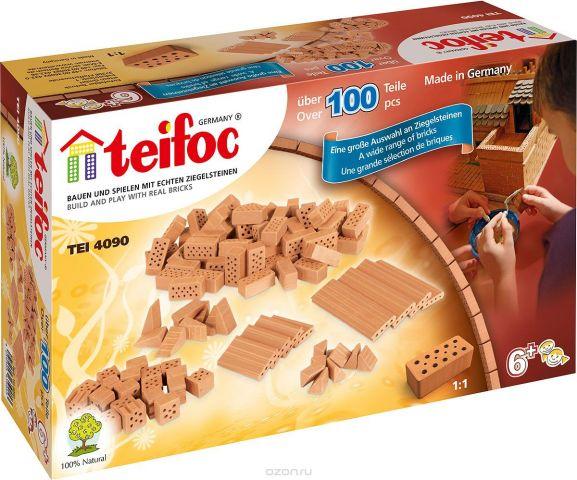 Teifoc Набор кирпичиков в ассортименте