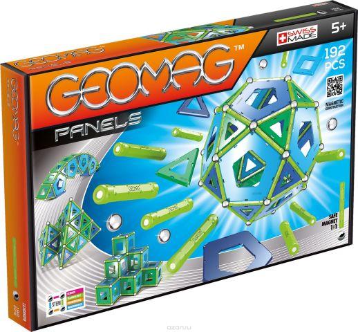 Geomag Конструктор магнитный Panels 192 элемента