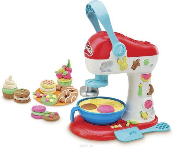 Play-Doh Игровой набор для лепки Миксер для конфет