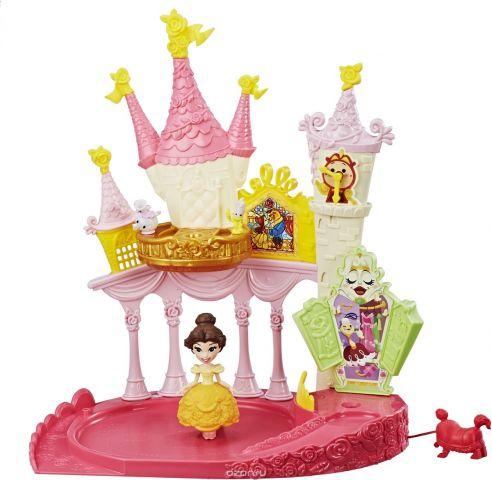 Disney Princess Игровой набор дворец Бэлль