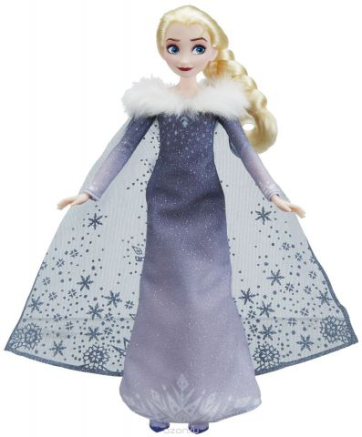 Disney Frozen Кукла Musical Elsa