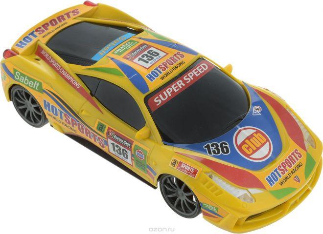 Taiko Машина гоночная на радиоуправлении StreetZone цвет желтый 0681