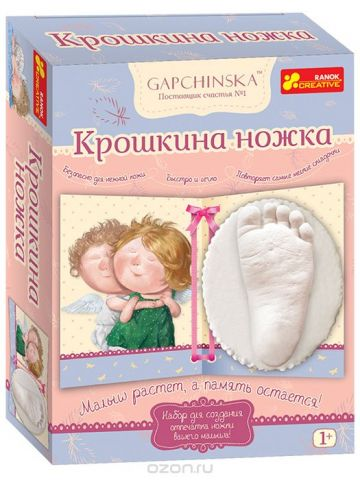 Ranok Набор для творчества Крошкина ножка