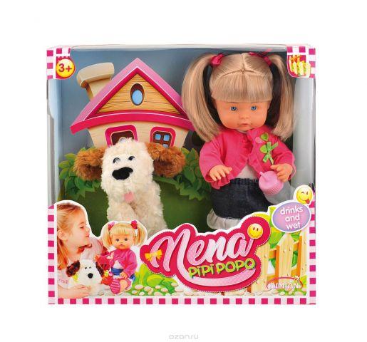 Dimian Игровой набор с куклой Nena Bambolina