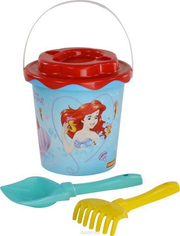 Disney Набор игрушек для песочницы Русалочка №3