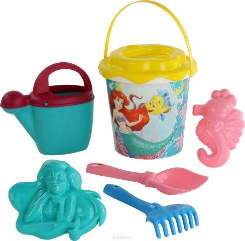 Disney Набор игрушек для песочницы Русалочка №4