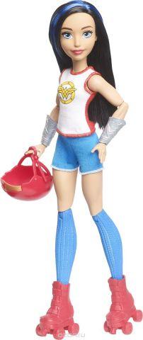 DC Super Hero Girls Кукла Wonder Woman Roller Derby