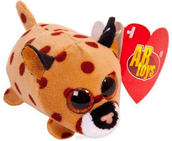 ABtoys Мягкая игрушка Собачка 10 см 109314