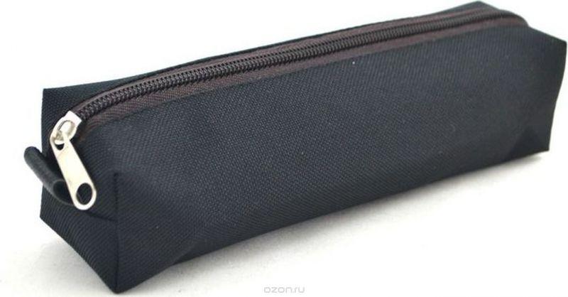 №1 School Пенал-косметичка цвет черный