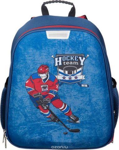 №1 School Рюкзак школьный Хоккей