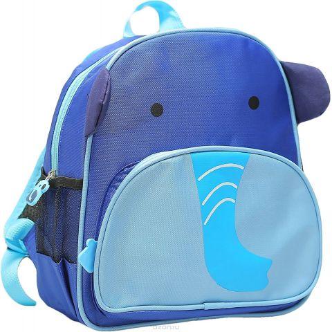 Рюкзак детский Слоник цвет синий 1653864
