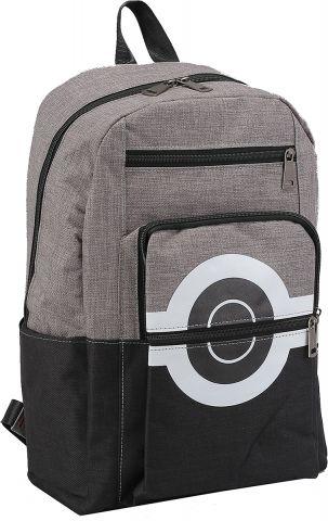 Рюкзак детский Джек цвет серый черный 2820229