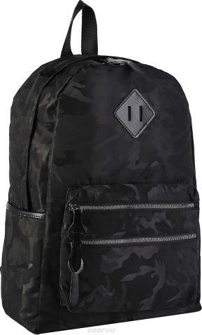 Рюкзак детский Миллитари цвет черный 2820231