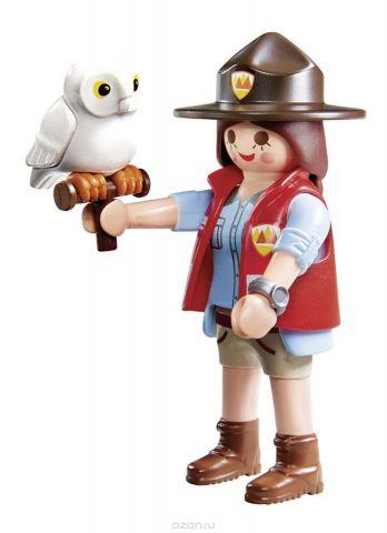 Playmobil Игровой набор Друзья Смотритель парка