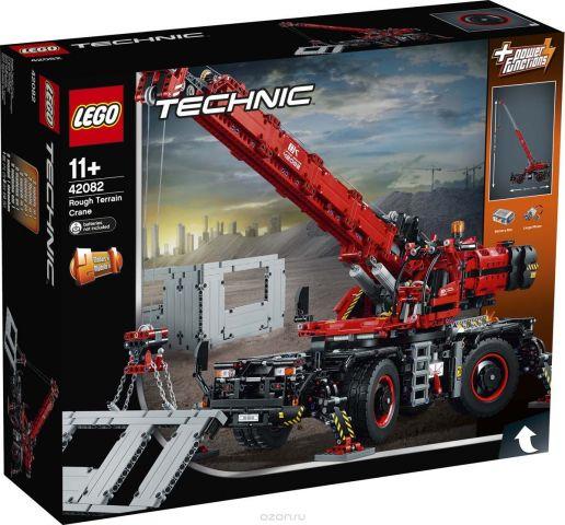"""Конструктор LEGO Technic """"Подъемный кран"""". 42082"""