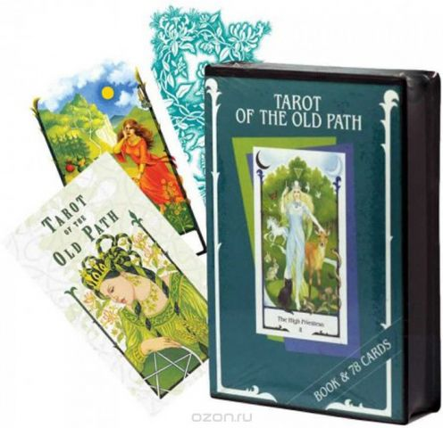 Карты Таро AGMuller Tarot of the Old Path Set