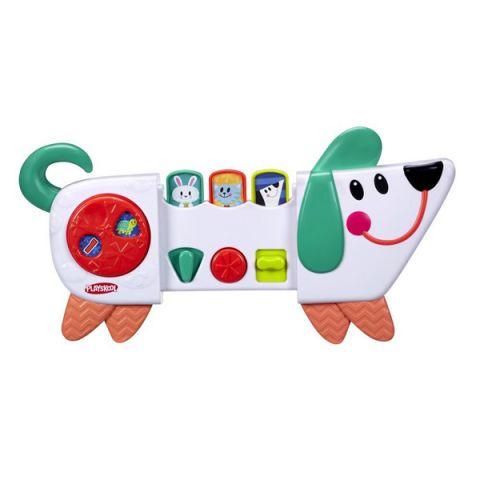 Hasbro Playskool B4532 Возьми с собой Веселый Щенок