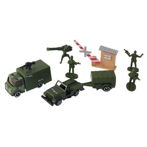 Wincars 30815B Набор военной техники