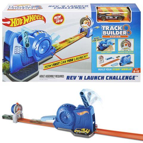 Mattel Hot Wheels FLL02 Хот Вилс Конструктор трасс
