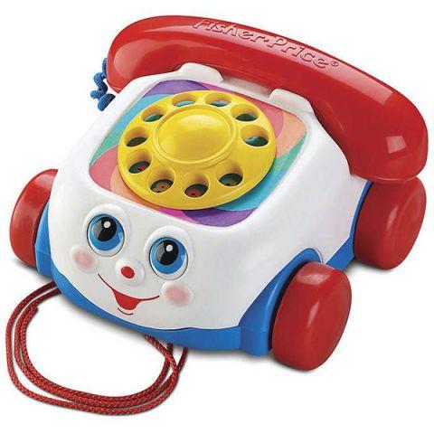 Mattel Fisher-Price FGW66 Фишер Прайс Телефон на колесах