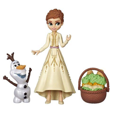 Hasbro Disney Princess E5509/E7079 ХОЛОДНОЕ СЕРДЦЕ 2 Игровой набор Кукла Анна и друг