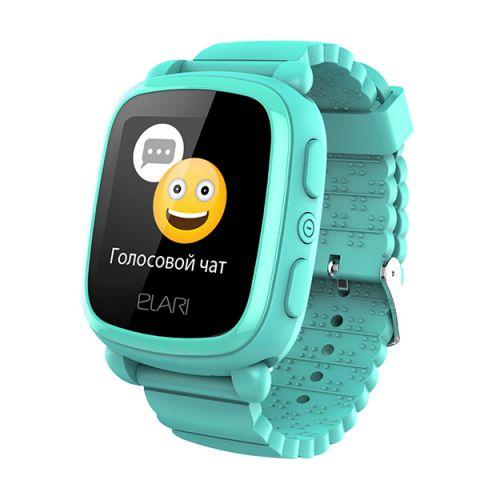 Elari ELKP2GRN Часы KidPhone 2 зеленые