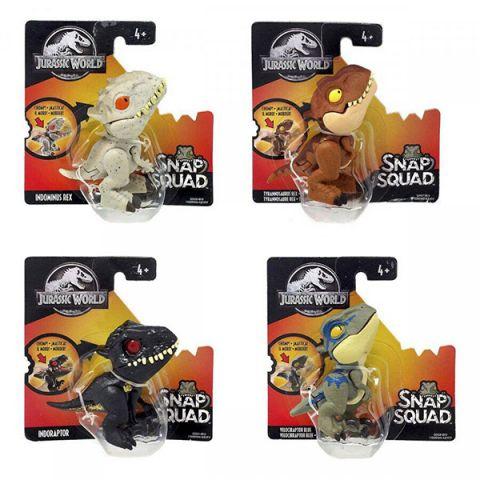 Mattel Jurassic World GGN26 Цепляющиеся мини-динозаврики (в ассортименте)