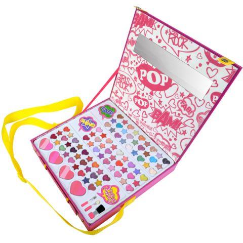 Markwins 3704551 POP Большой Игровой набор детской декоративной косметики для лица