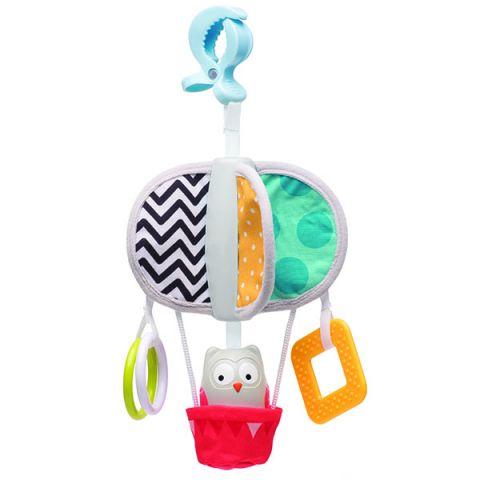 """Taf Toys 12165 Таф Тойс Развивающая подвеска """"Воздушный шар"""" на клипсе"""