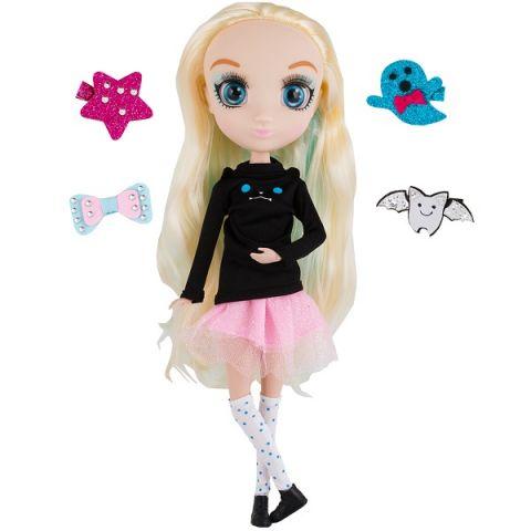 Shibajuku Girls HUN7710 Кукла Мики 3, 33 см