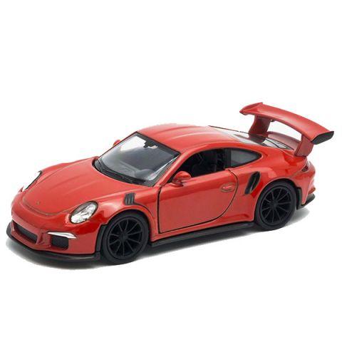 Welly 43746 Велли Модель машины 1:38 Porsche 911 GT3 RS